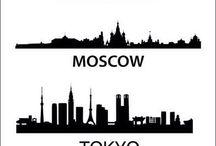 city siluet