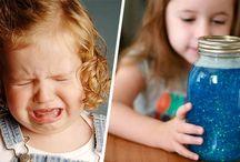 Montessori: El frasco de la calma