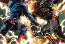 DC cómics & fanart's