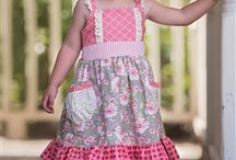 PERSNICKETY SPRING/SUMMER 2017 Girls' Styles / Kids Fashion. New Spring/Summer Styles.