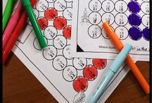 Addition / Resources, ideas, activities, worksheets and games for teaching addition.