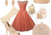 Want a Place to Wear These! / Fancy dresses or old style clothing I wish I had a place to wear them to!