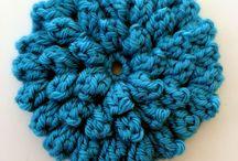 Crocheting and needle craft
