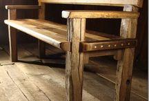 Ławka krzesło