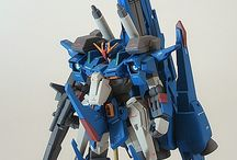 1/144 Hi Z Gundam - Custom Build
