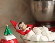 Elf on a Shelf / by Ginger Materni