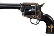 dazzled gun