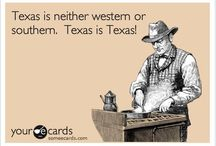 Texas y'all / by Gigi Skinner