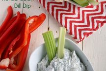 Dips / by Ronna Fox Lund