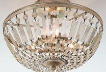 home chic: lighting