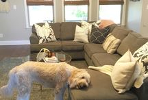#MyAshleyHome / We love seeing how our customers styled our furniture in their homes! Check out some of our favorites!