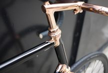 Gold Plated Bikes