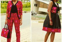 African Fashion, Shweshwe Style
