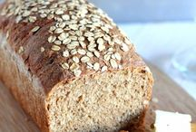 Breads, Crackers, Wraps - Vegan / Savory whole grain plant-based breads, crackers and wraps.