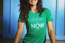 Yoga Is Now / Yoga is Now- Share why Yoga Is Now and challenge someone to start a yoga practice or try something new / by YogaWorks