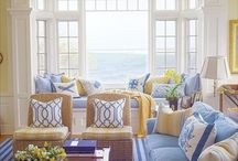 Beach House Living Room / Remodel ideas