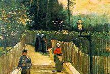 ART - Vincent VAN GOGH / œuvres du peintre hollandais Vincent VAN GOGH