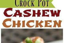Receipts - Crockpot/Slow Cooker