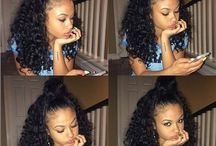 Weave Sew In Curly