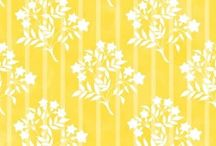 Yellow BGs / Yellow backgrounds for scrapbooking