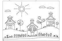 Malvorlagen / Coloring Pages / by Jarla