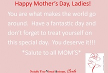 MOTHER'S DAY SALUTE