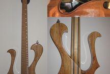 Mardewar soitinrakennus, Luthiering Mardewar / Soitinrakennus, puutyöt, bassot, kitarat yms. Lurthiering, woodworks, basses, guitars ect.