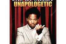 """D.L. Hughley: UNAPOLOGETIC / D.L. Hughley's special """"Unapologetic"""" premiered on HBO 9/22/07"""