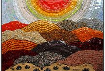 Art/Stained Glass,Mosiac / by Mary Anne Wallman