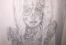 Tegninger