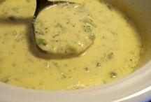 Brocooli soup