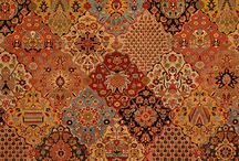 oriental carpets / high quality carpets and rugs / by Claret Jugs & Silver from the East / www.karaffensammler.at