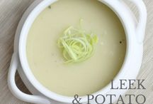 Soup Recipes / Hot soup recipes! Full of whole foods and clean ingredients.