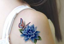 Motýlikové Tetovania