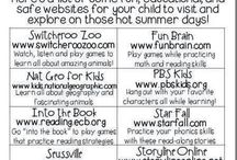 Websites and apps for Children