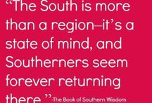 The South / by Amy Scott-Lundy