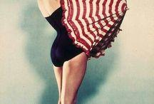 Burlesque & Pin Up / by Elizabeth Montoya