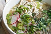 Sizzling Soup