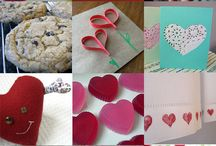 SEASONAL: Valentines day / by Melanie Moore