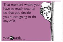 Story of my life!!