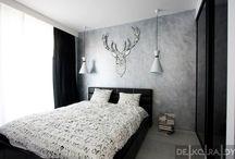 Sypialnia / Gotowe nietuzinkowe aranżacje sypialni