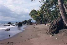 Pavones Surf Point / Surf Point Costa Rica, Pavones, longest wave. South Pacific Coast