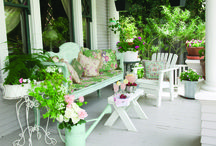 Pretty Porch / by Tracy Russell Stranahan