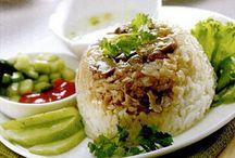 Resep Nasi / Berisi resep untuk berbagai jenis nasi