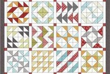 Quilting-layer cake