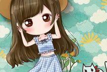 cute  可愛い~(*´ェ`*)