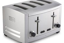 Modern Kitchen Accessories / Sleek kitchen accessories to match your brand new kitchen tiles.