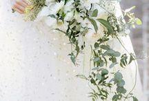 Bröllops buketter