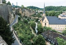 Luxembourg travel inspirations