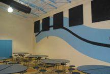 School Inspiration / Noise Control meets Interior Design